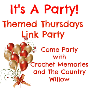 Themed Thursday Link Up Party - Week 8 @countrywillow12