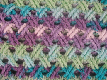 Tutorial Tuesday - Cable Celtic Weave with Meladora's Creations @countrywillow12