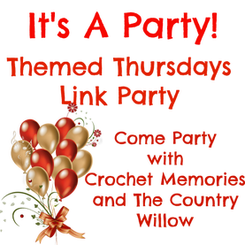 Themed Thursday Link Up Party - Week 7 @countrywillow12
