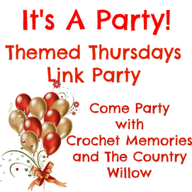 Themed Thursday Link Up Party Week 5 @countrywillow12