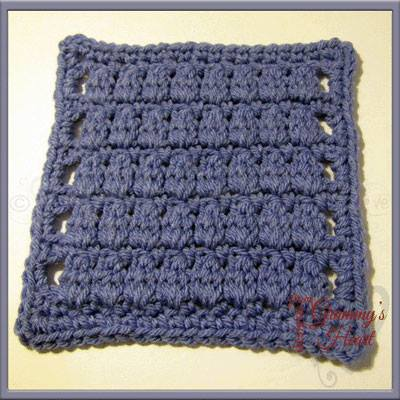 Square 22 Mystery Lapghan Cal @countrywillow12