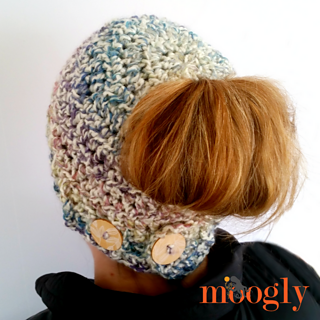 Pick Your Pony Beanie from Moogly