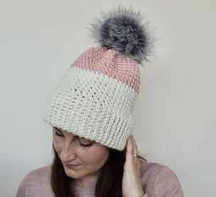 Napoly hat from Blue Star Crochet