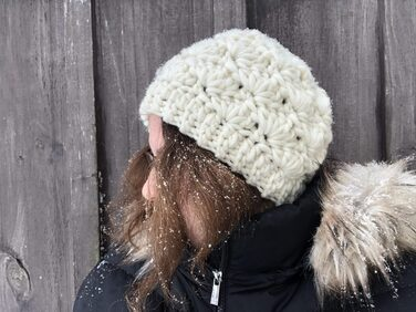 Winter Chill Beanie from Rich Textures Crochet